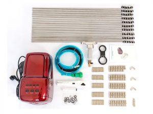 کیت سیستم مه پاش | سیستمهای مه پاش | Misting System Kit | شرکت راستین کار